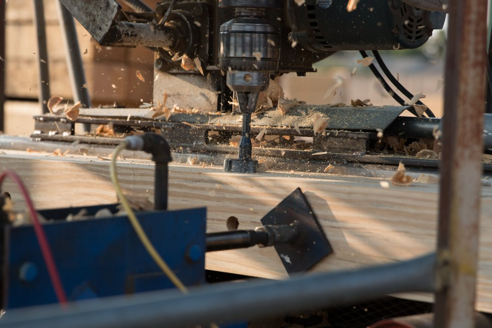 Custom Milling Thunderbolt Wood Treating